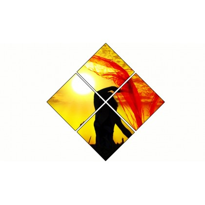 4 Tableaux | composition Soleil