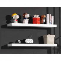 Lot de 2 tablettes murales swithome robin