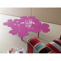 Table basse bouquet Notus