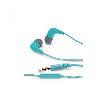 Ecouteurs Groovy intra-auriculaires avec micro ACME HE15B Bleu