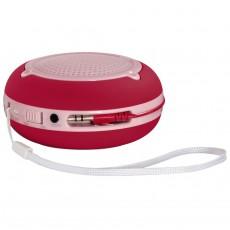 Hama 'Pocket' Haut-parleur mobile, ROUGE