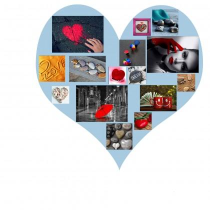 11 Tableaux   composition Coeur