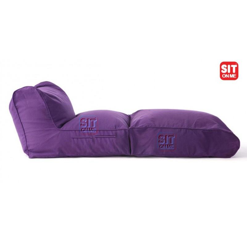 pouf convertible d houssable et rechargeable packtoo. Black Bedroom Furniture Sets. Home Design Ideas