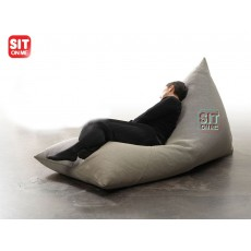 Pouf coussin Triangle.