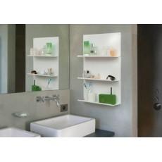 Etagère murale pour salle de bain ou cuisine LE