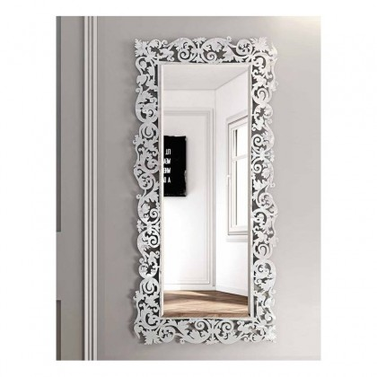 Mirroir baroque rectangulaire 2