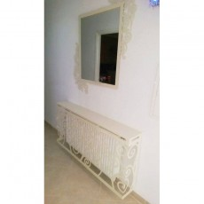 Cache radiateur TULIP XL