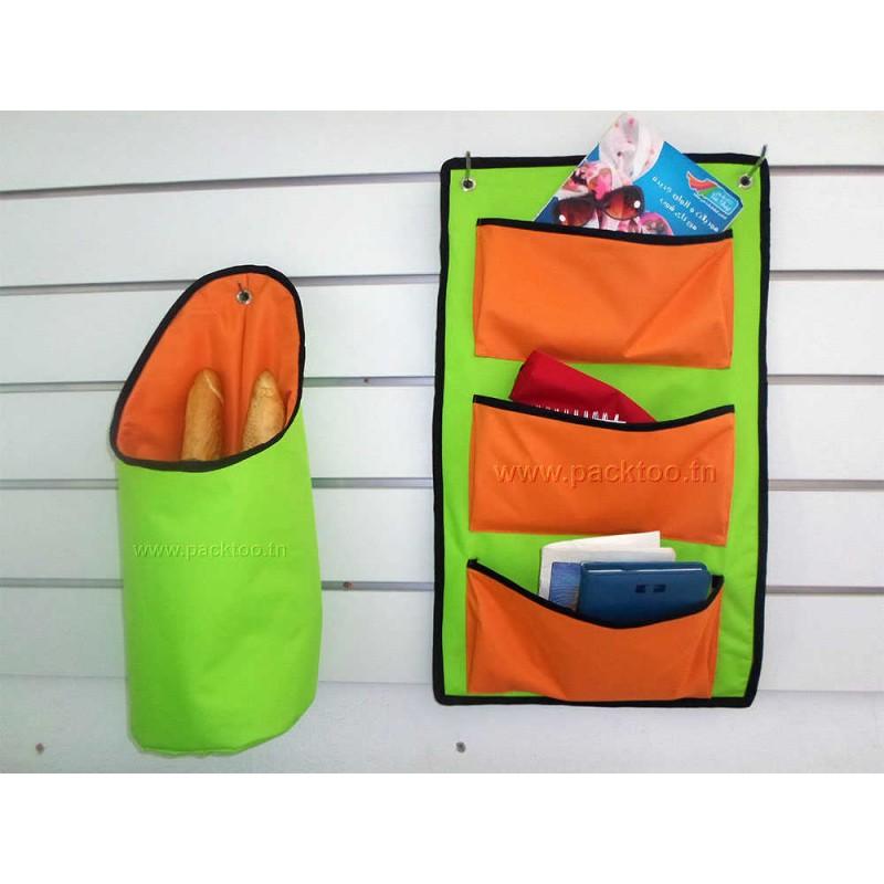 pack sac pain rangement suspendu packtoo. Black Bedroom Furniture Sets. Home Design Ideas