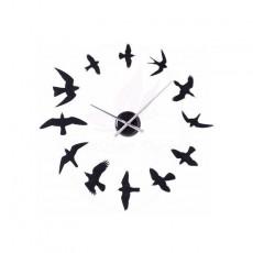 Horloge-murale-oiseaux