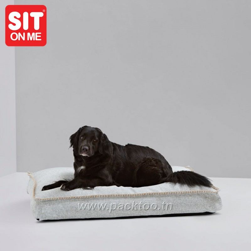 pouf pour chien scandinave luxe fait main packtoo. Black Bedroom Furniture Sets. Home Design Ideas