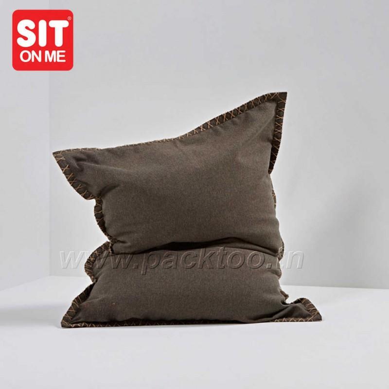pouf coussin scandinave squaresit packtoo. Black Bedroom Furniture Sets. Home Design Ideas