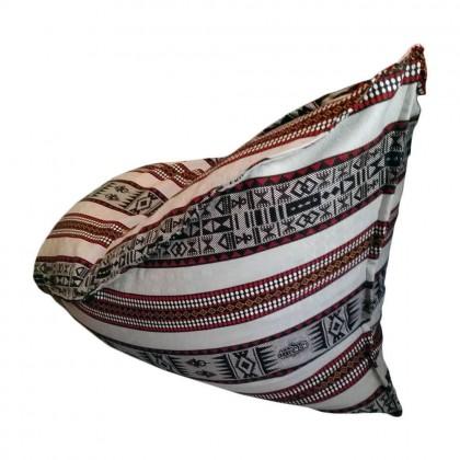Pouf artisanal design Ottoman