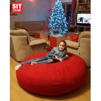 Bean Bag cake giant velvet