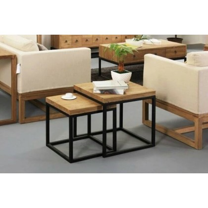 2 tables gigognes Hiba