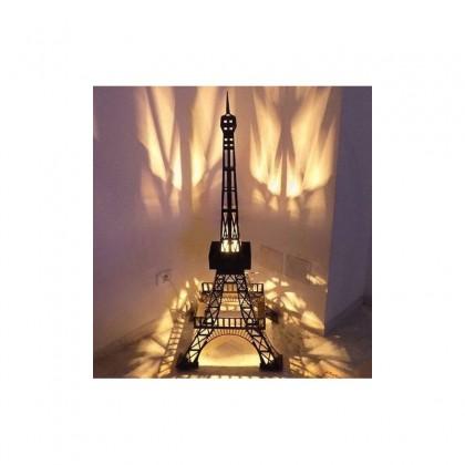 Lampadaire Tour Eiffel