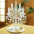 Porte bijoux chandelier