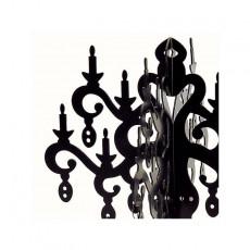 Porte bijoux chandelier DOMOCLIP