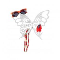 Porte bijoux mural papillon Present Time