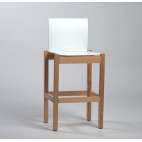 Tabouret Fly Wood