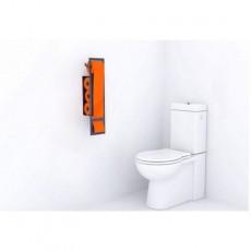 Distributeur de papier toilette 1 rouleau