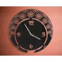 Horloge murale Arte