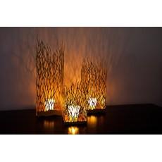Lanterne design free flowing