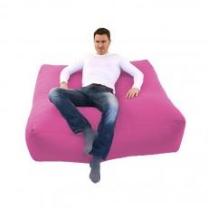 Jumbo square beanbag
