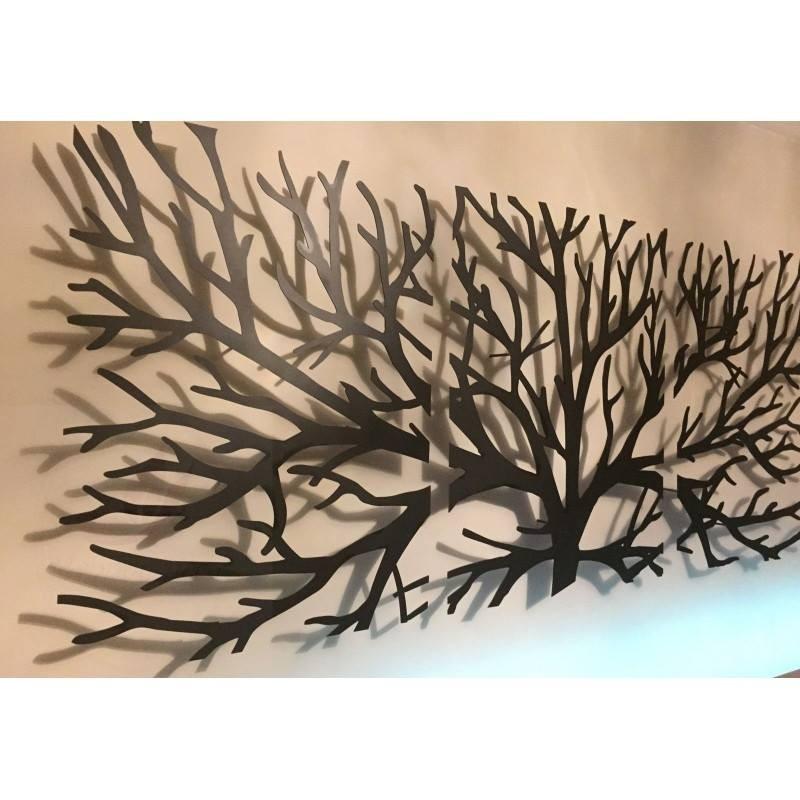Pack 3 tableaux branche d 39 arbre packtoo - Decoration branche arbre ...