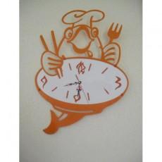 Horloge murale CHEF POISSON
