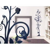 Coat rack Manhattan  (flower design)