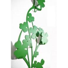 Porte manteau Dublino (design fleur)