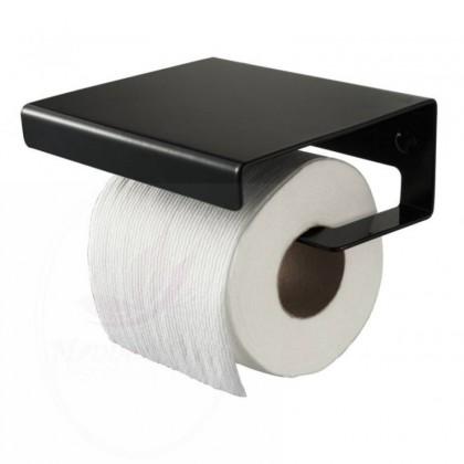 Porte rouleau papier toilette Dude