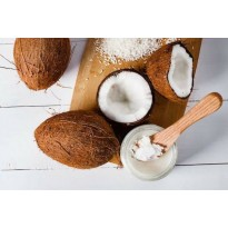 Beurre de coco 100% naturel