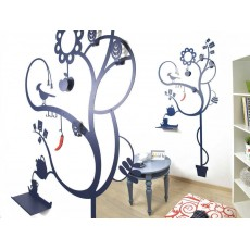 Porte manteau Boston (design arbre)