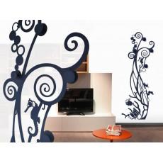 Porte manteau Tonga (design arbre)