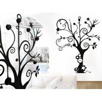 porte manteau arbre design couleur gris. Black Bedroom Furniture Sets. Home Design Ideas