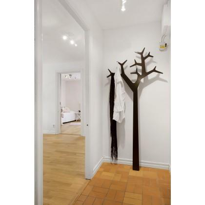 Coat Rack Swedese Tree Design Couleur Gris