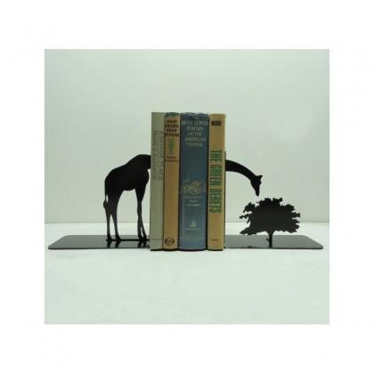 Serre-livres Girafe