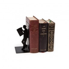Serre-livres The reader