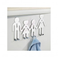 Keys rack, coat rack family
