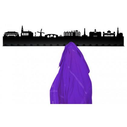 City coat rack design Amsterdam