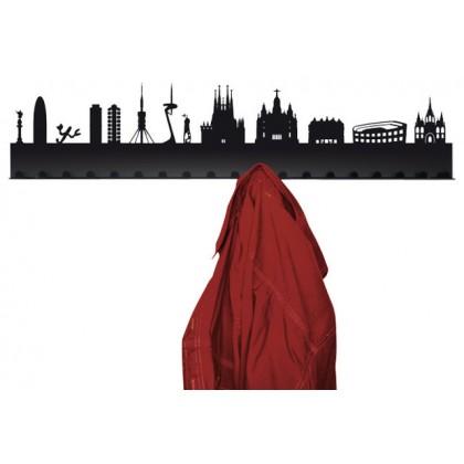 City coat rack design Barcelona
