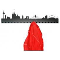 City coat rack design Cologne