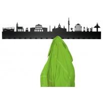 City coat rack design Hannover