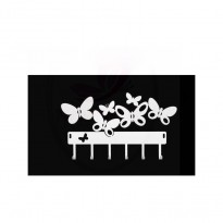 Keys rack, coat rack BUTTERFLY