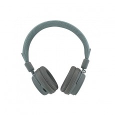 BEEWI Bluetooth + filaire casque gris