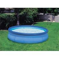 Pack piscines gonflables (H:66cm x Ø:305cm) + accessoires