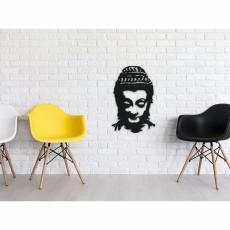 Tableau déco en acier Bouddha