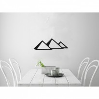 Metal wall art Pyramid