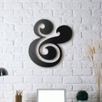Metal wall art And